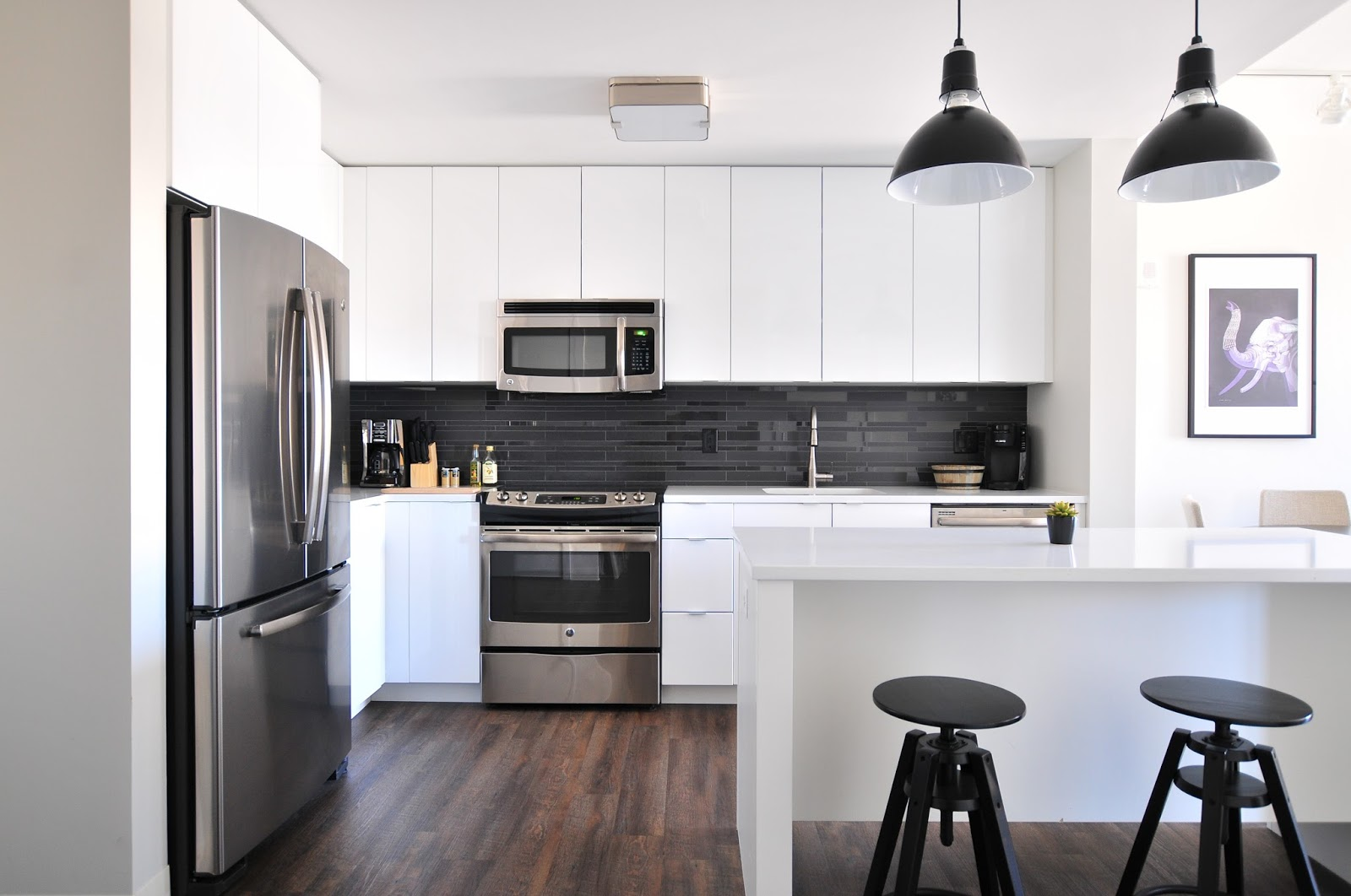 How To Design A Modern Kitchen Being Amy