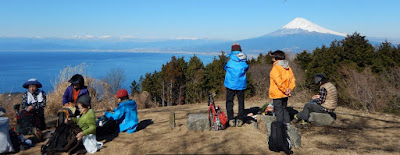 Source: Walk Japan. Viewing Mount Fuji on the Izu Geo Trail.
