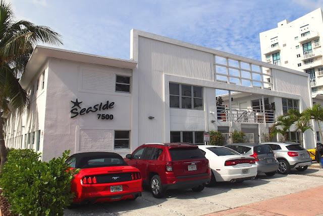 Florida - Miami Beach - lägenhetshotell