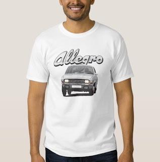 Austin Allegro tpaita