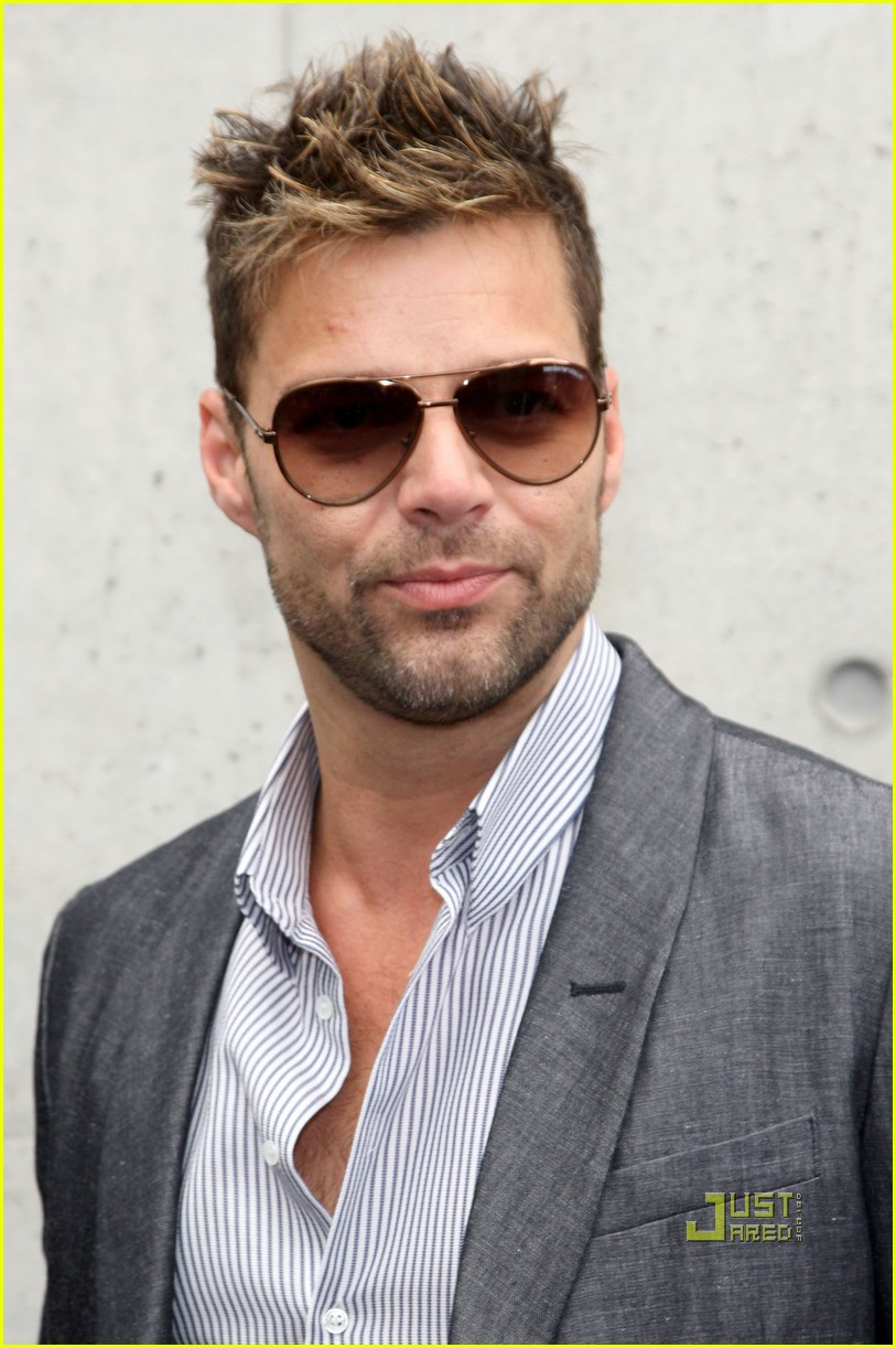 Five Stereotypes About Ricky Martin Hairstyle That Arent Always