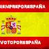 #SIEMPREPORESPAÑA El minuto de #RED para pedir NO A LA ABSTENCIÓN y el VOTO POR ESPAÑA