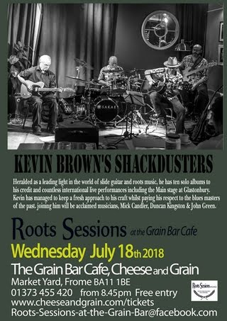 Frome Grain Bar Roots Session