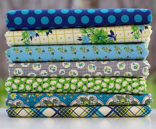 DS Fabrics (Denyse Schmidt) ~ Picadilly for Fabric Traditions