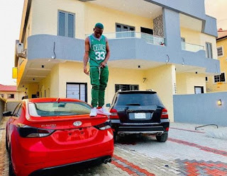 Singer, Zlatan buys himself two new cars and a house  (Photo)