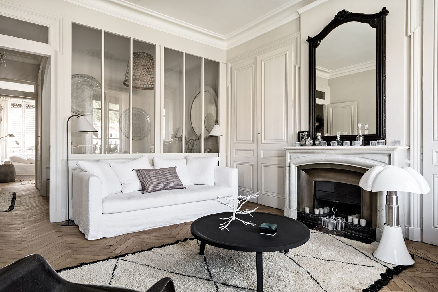 decor inspiration french style city apartment cool