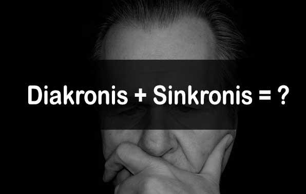 Konsep Berfikir Diakronis dan Sinkronis dalam Sejarah