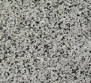 Rice Grain White Granite