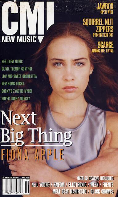 Fiona Apple CMJ Magazine entrevista en español
