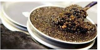 20 Jenis Makanan yang harus dihindari pengidap kolesterol berlebih kaviar