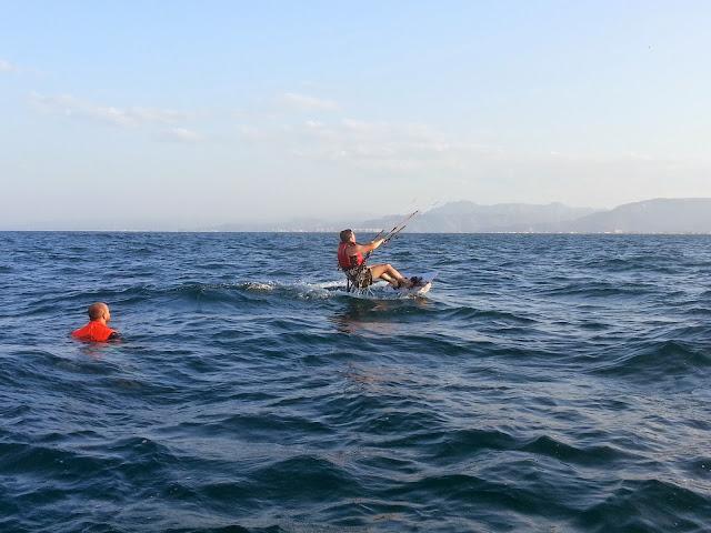 cursos kitesurf Boatkite