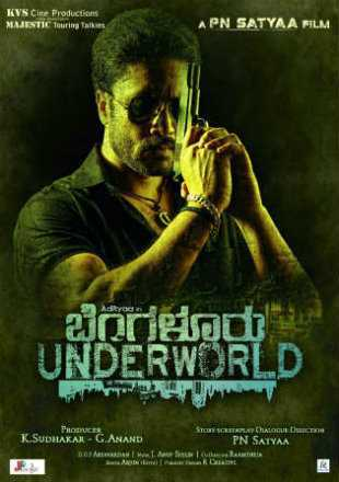 Bangalore Underworld 2017 Hindi Dubbed Movie Download HDRip 720p