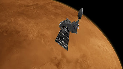 ExoMars on its way to solve Red Planet's mysteries