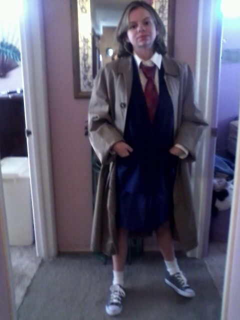 sc 1 st  Down The Rabbit Hole & Down The Rabbit Hole: Whovember: Dress Like... The 10th Doctor