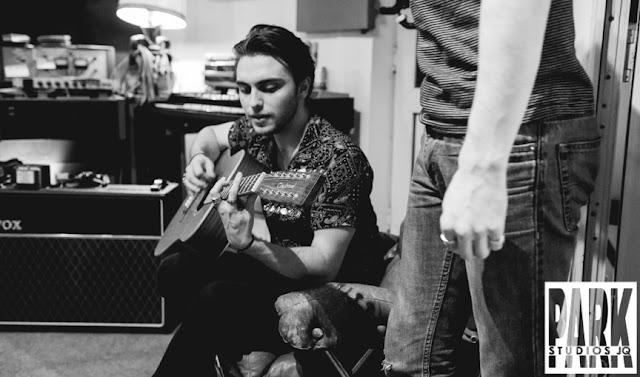 The Carnival Club EP | Birmingham Recording Studio | Park Studios JQ | uk manchester band