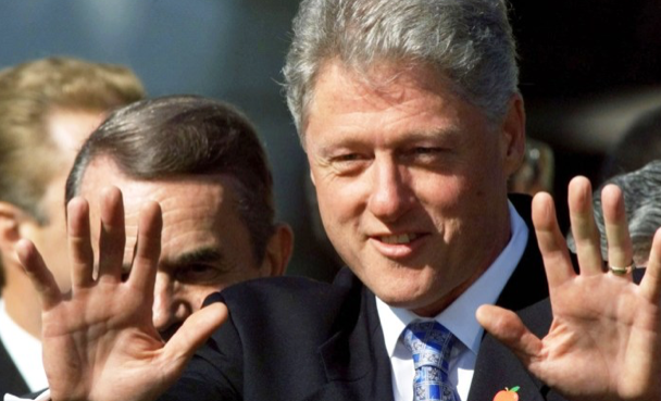 Bill Clinton's Me Too Reckoning
