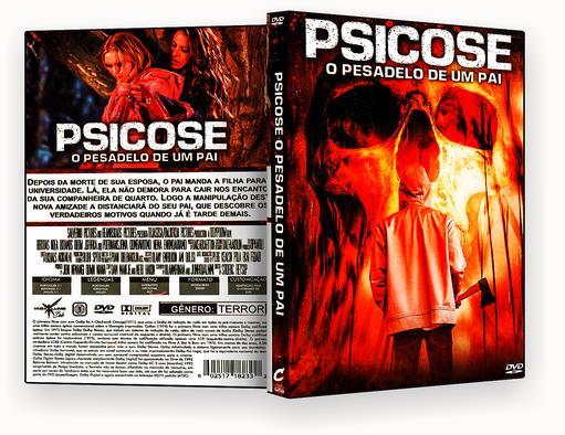 CAPA DVD – Psicose O Pesadelo De Um Pai – ISO