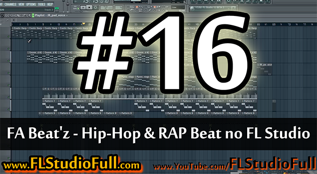 16 - Base de Rap | Beat de Hip-Hop [FA Beat'z]