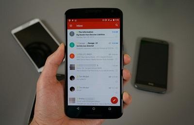 Cara Mengirim File Lewat GMAIL Di Android