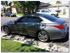 Infiniti Q50 TINTED WINDOWS