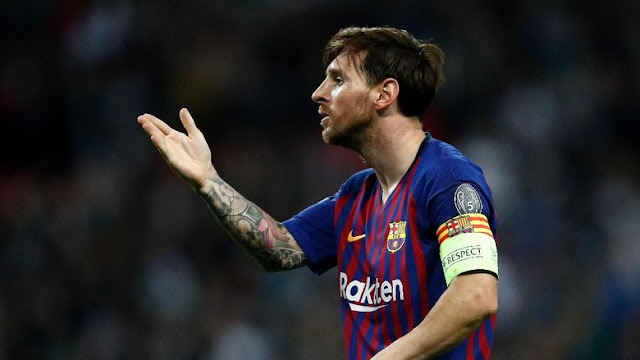 Soal Tantangan Ronaldo, Messi: Ngapain Sih Harus ke Italia?