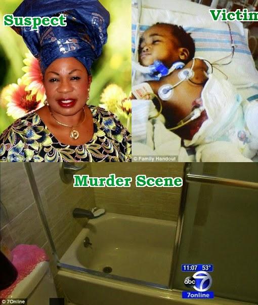nigerian nurse killed baby new york