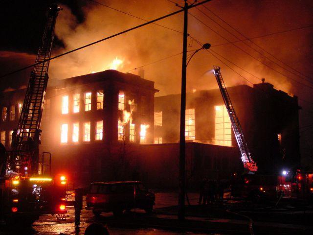 Kelalaian yang Mengakibatkan Kebakaran Gedung