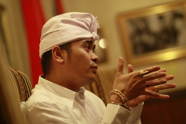 Terkait Persekusi UAS, Arya Wedakarna Diperiksa di Krimsus Polda Bali