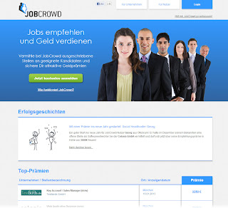 jobcrowd.de Screenshot