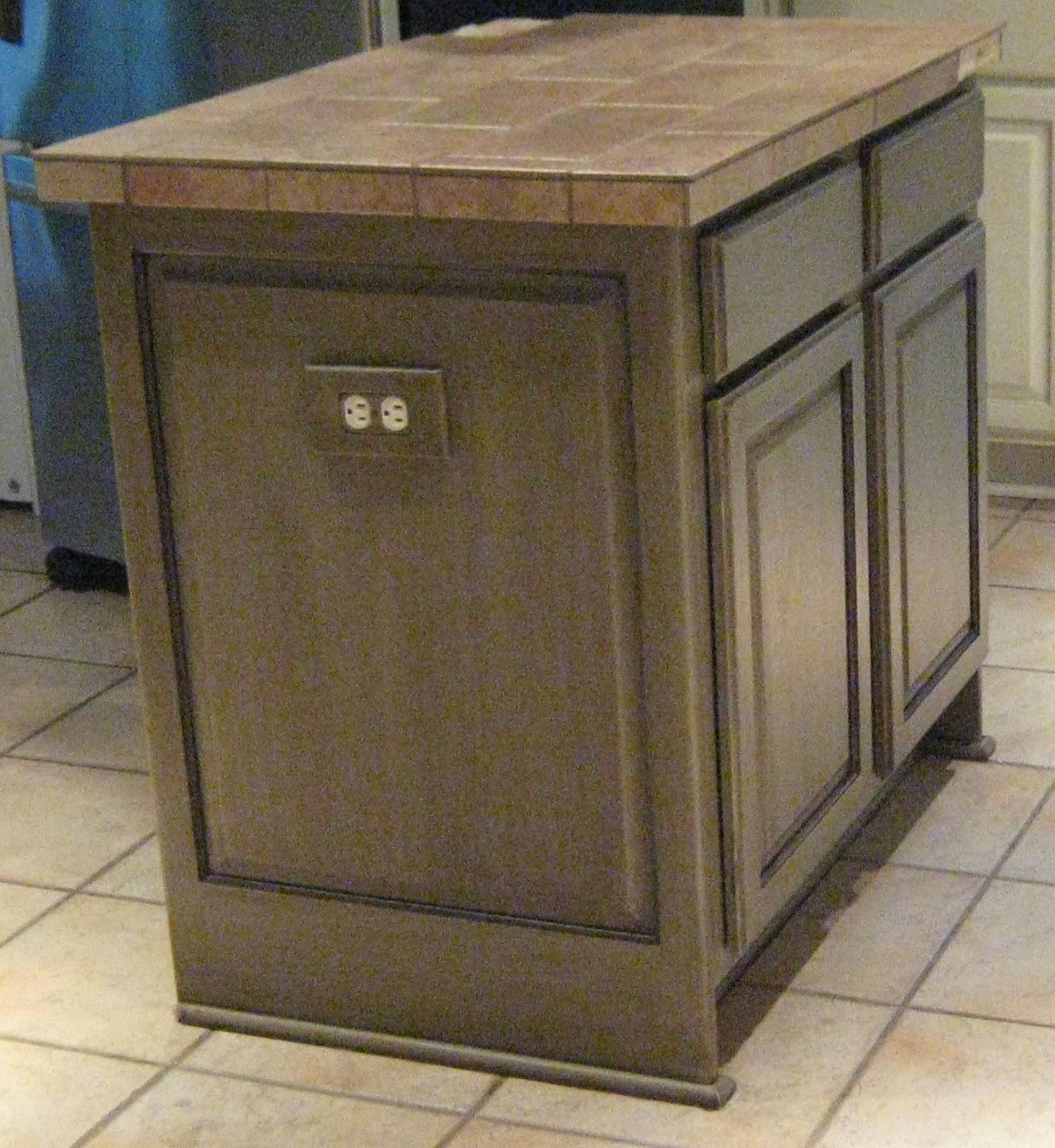 Paint Finish For Kitchen Cabinets: LYNDA BERGMAN DECORATIVE ARTISAN: PAINTING LISA & BRAD'S