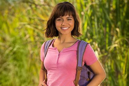 Isabella Moner - Remaja Cantik yang Memerankan Dora di Dora the Explorer The Movie
