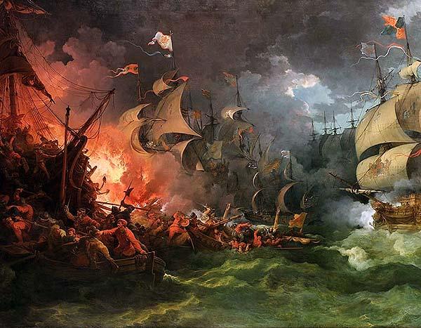 battles of Gravelines