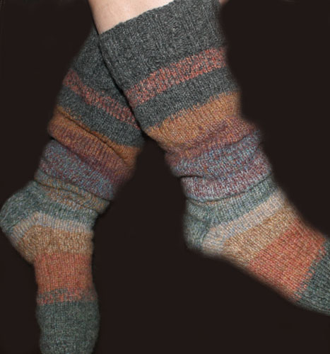 392be59b0fbb Upcycled Knitted Socks