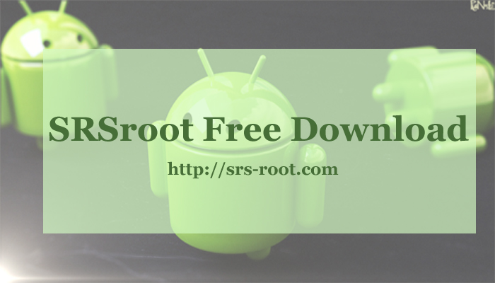 Review of SRSroot Free Download