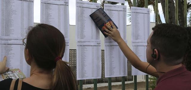 Segundo dia do Enem na Bahia tem abstenção maior que o primeiro