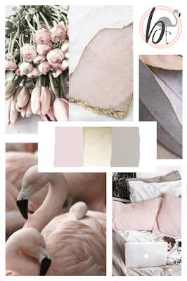 How to gain inspiration for colours, textures and branding, quickly and effortlessly, by using Mood Boards.