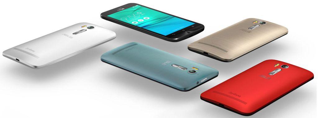 Hp Asus ZenFone Go (ZB552KL) (2017) beserta harga dan Spesifikasi