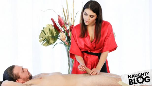 Fantasy Massage – Valentina Nappi: Teasing Massage
