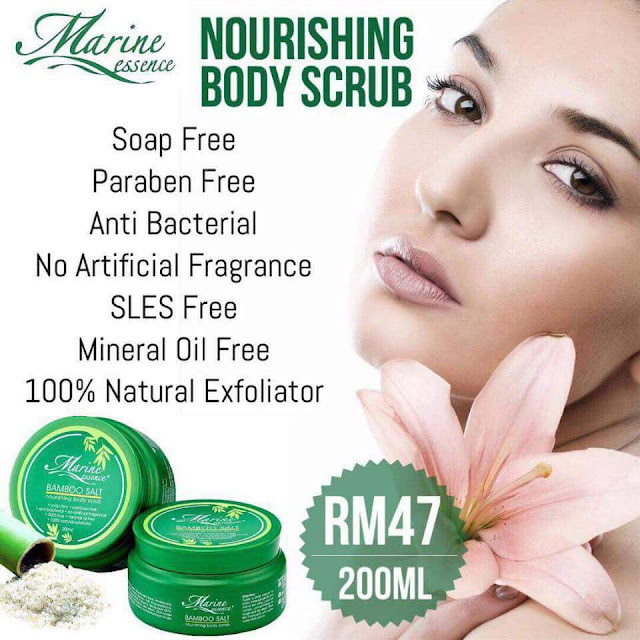 Marine Essence Body Scrub
