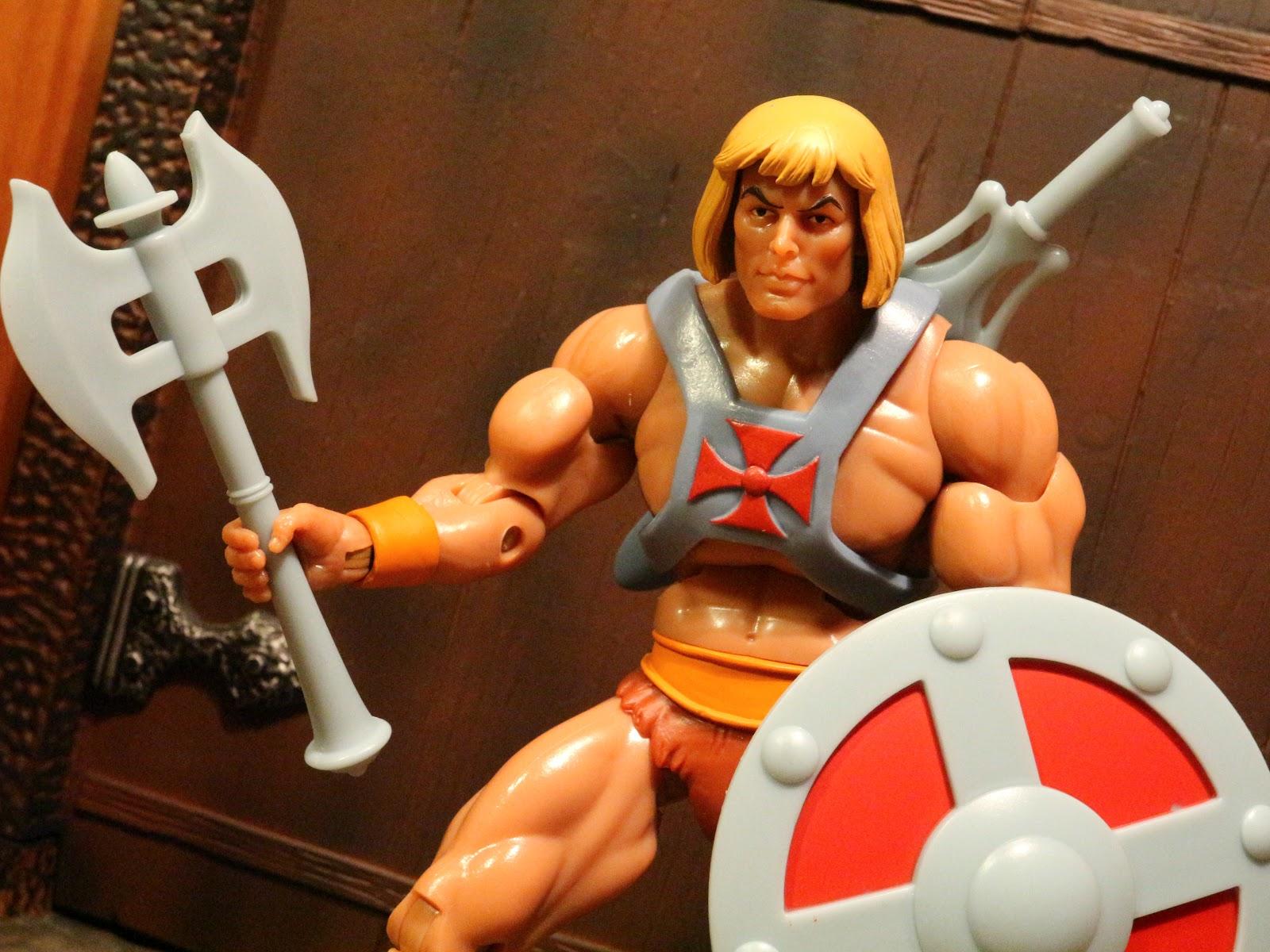 Super7 Masters of the Universe Ultimates Club Grayskull He-Man Figure New