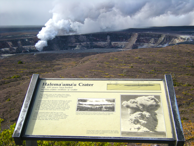 Kilauea volcano eruption lava Hawaii travel geology field trip explore adventure awesome hazards