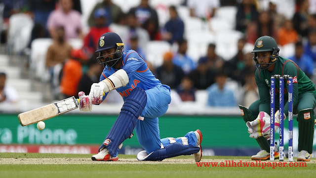 Dinesh Karthik Batting Photos