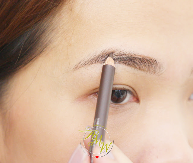a photo of Mary Kay Brow Definer Pencil in Brunette