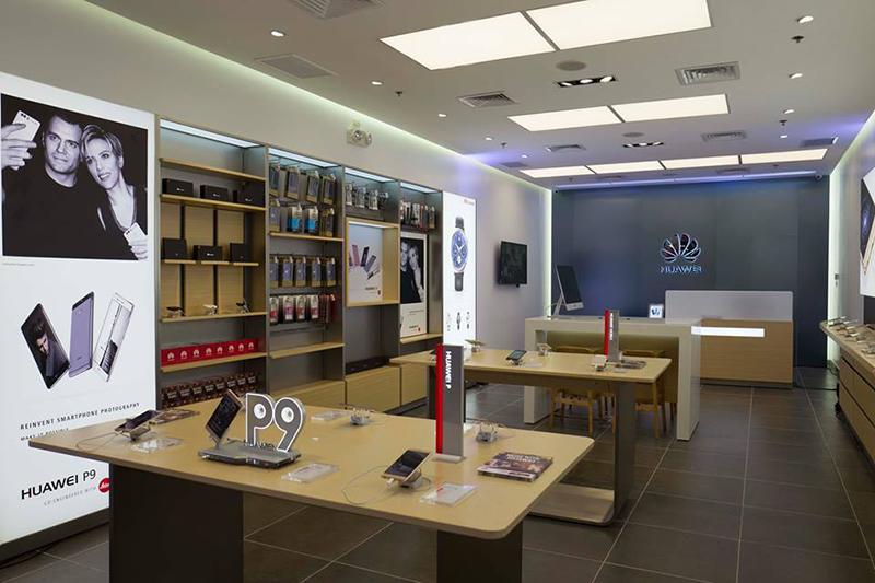 Huawei Debuts New Experience Store At SM City San Lazaro Manila