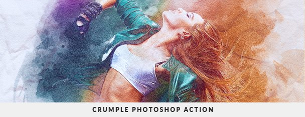 Painting 2 Photoshop Action Bundle - 65