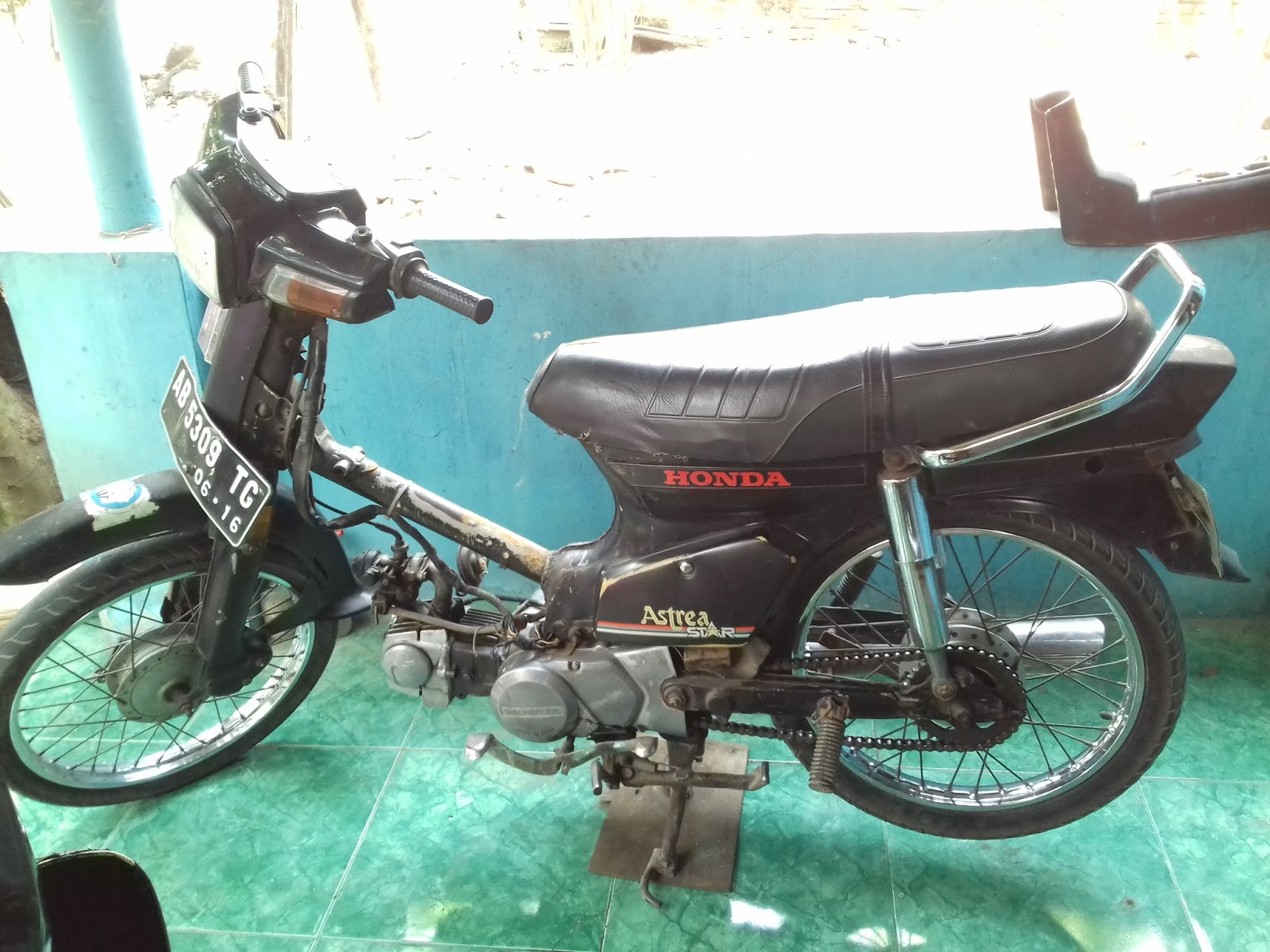 Toko Bagus Motor Bekas Honda Yogyakarta | caferacer.1firts.com