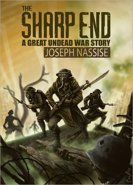 Interview with Joseph Nassise, author of The Jermiah Hunt Chronicles, and Giveaway - November 27, 2012