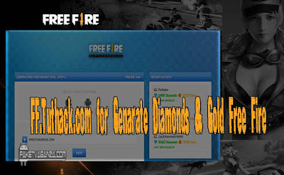 FF.Tuthack.com for Genarate Diamonds & Gold Free Fire 2019