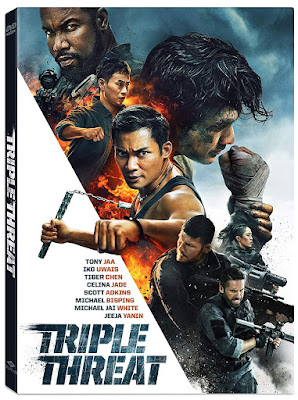 Triple Threat 2019 Dvd