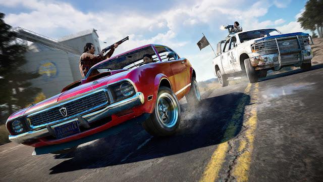 Ini Dia! ScreenShot Resmi Far Cry 5, yang WAJIB kalian ketahui 51